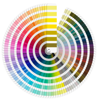 gama colores
